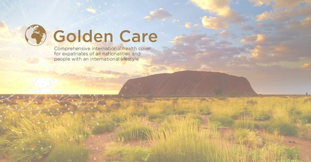 GoldenCare - The comprehensive international health cover for expatriates